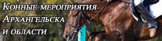Конные мероприятия Архангельска и области